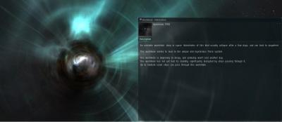 Wormhole space - UniWiki